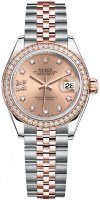 Rolex Lady-Datejust Oyster Perpetual 28 mm m279381rbr-0027