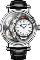 Speake Marin Haute Horlogerie Vertical Double Tourbillon 10054