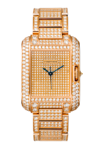 Cartier Tank Anglaise Watch Large Model HPI00560