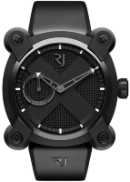 Romain Jerome Moon Invader Black Metal Auto RJ.M.AU.IN.001.01