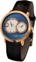 DeWitt Classic Jumping Hour Rose Gold CLA.HSA.004