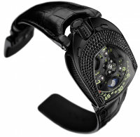 Urwerk Satellite UR-106 Black Lotus