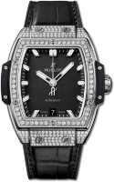 Hublot Spirit Of Big Bang Titanium Pave 665.NX.1170.LR.1604