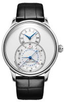 Jaquet Droz Grande Seconde Dual Time Silver J016030240