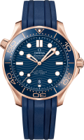 Omega Seamaster Diver Co-axial Master Chronometer 42 mm 210.62.42.20.03.001