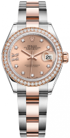 Rolex Lady-Datejust Oyster Perpetual 28 mm m279381rbr-0028