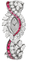 Harry Winston High Jewelry Timepieces Twist HJTQHM26PP001