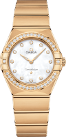Omega Constellation Manhattan Quartz 28 mm 131.55.28.60.55.002