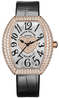 Franck Muller Ladies Collection Heart 5000 H SC D3 1P 5N Black