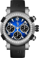 Romain Jerome Arraw Marine Titanium Blue Diamonds 1M42C.TTTR.3517.RB.1101