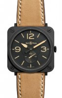 Bell & Ross Aviation BR S 39 mm Quartz BR S Heritage Ceramic