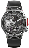 Hublot Big Bang Techframe Ferrari Tourbillon Chronograph Titanium 45 mm 408.NI.0123.RX