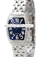Franck Muller Ladies Medium Cintree Curvex 7502 QZ O-7