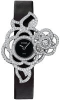 Chanel Jewelry 18K White Gold And Diamonds J3755
