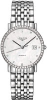 Watchmaking Tradition The Longines Elegant Collection L4.809.0.87.6