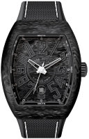 Franck Muller Mens Collection Vanguard V 41 SC DT CARBON.BC