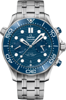Omega Seamaster Diver Co-axial Master Chronometer Chronograph 44 mm 210.30.44.51.03.001