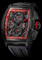 Cvstos Challenge Color CHRONO II RED STORM