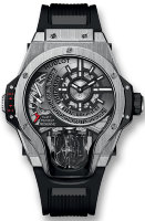Hublot Mp-09 Tourbillon Bi-Axis Titanium 49 mm 909.NX.1120.RX