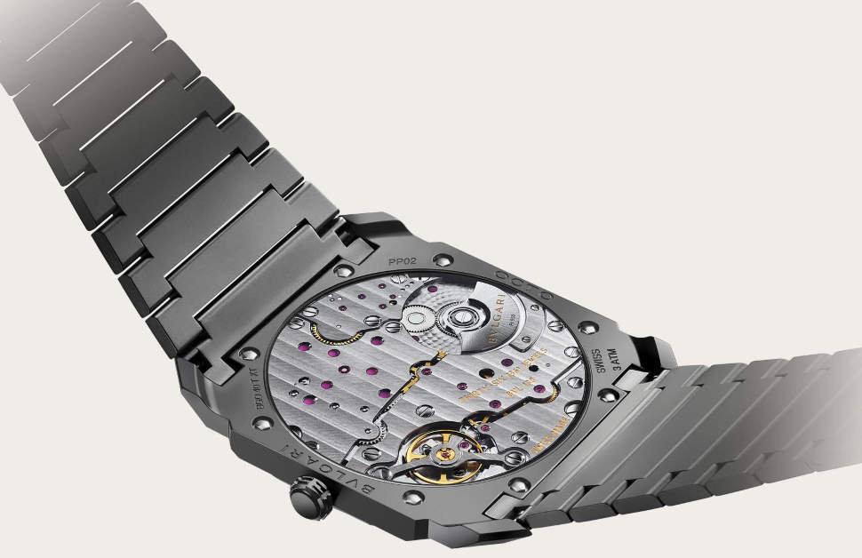 buy popular 1f3b7 d8c75 Часы Bvlgari Octo Finissimo 102713 BGO40C14TTXTAUTO — купить ...