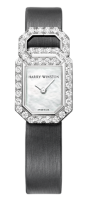 Harry Winston High Jewelry Timepieces Links Signature HJTQHM18WW036