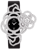 Chanel Jewelry 18K White Gold And Diamonds J3940