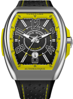 Franck Muller Mens Collection Vanguard Racing V 45 SC DT RACING (JA)