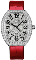Franck Muller Ladies Collection Heart 5000 H SC D3 CD OG