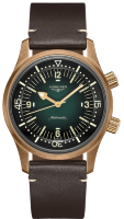 The Longines Heritage Legend Diver Watch L3.774.1.50.2