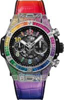 Hublot Big Bang Unico Titanium Rainbow 411.NX.1117.LR.0999