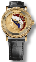 Corum Coin Heritage Watch Indian Head C082/02355