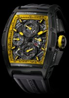 Cvstos Challenge Color CHRONO II YELLOW STORM