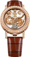Corum Golden Bridge 43 Rose Gold Dragon Diamonds B113/03908-113.901.85/0F02 DR85R