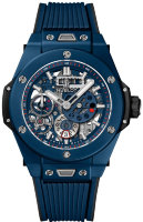 Hublot Big Bang MECA-10 Ceramic Blue 45 mm 414.EX.5123.RX