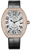 Franck Muller Ladies Collection Heart 5002 QZ D3 1P 5N Black