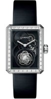 Chanel Premiere Openwork Flying Tourbillon Watch H4573