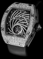 Richard Mille Tourbillon Diamond Twister RM 51-02