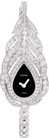 Chanel Jewelry 18K White Gold And Diamonds J9282
