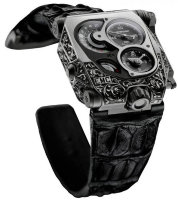 Urwerk UR-Chronometry EMC Pistol