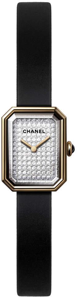 c5a02778cd Chanel Premiere Velours Watch H6126