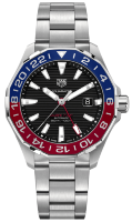 Tag Heuer Aquaracer Calibre 7 GMT Automatic Watch 43 mm WAY201F.BA0927