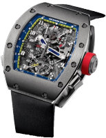 Richard Mille Tourbillon Split Seconds Chronograph RM 008