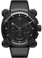 Romain Jerome Moon Invader Chronograph 46 Dark Black RJ.M.CH.IN.001.01