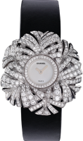 Chanel Jewelry 18K White Gold And Diamonds J3545