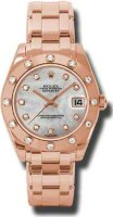 Rolex Datejust Special Edition Ladies 81315 MD