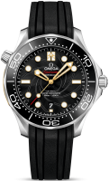 Omega Seamaster Diver 300 m Co-axial Chronometer 42 mm 210.22.42.20.01.004