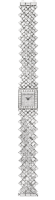 Harry Winston High Jewelry Timepieces Tete-a-Tete HJTQHM18PP004