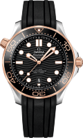 Omega Seamaster Diver 300 m Co-axial Chronometer 42 mm 210.22.42.20.01.002