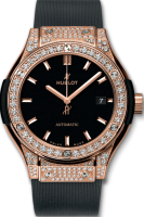 Hublot Classic Fusion King Gold Pave 38 mm 565.OX.1480.LR.1604