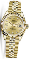 Rolex Datejust 28 Oyster Perpetual m279178-0014